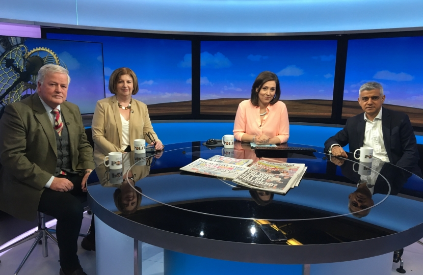 Sunday Politics on 7 April 2019