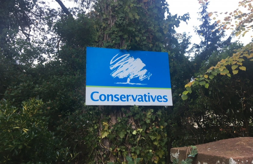 Conservative Sign